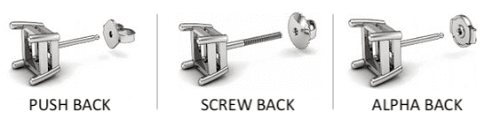 Push screw alpha