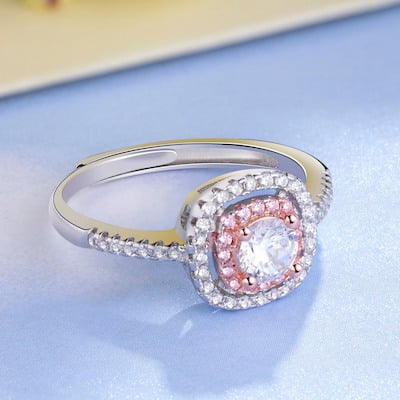 Bespoke Designer Diamond Engagement Ring
