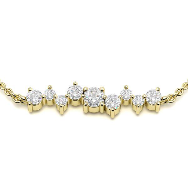 Multi Diamond Bracelets in 4 Prong