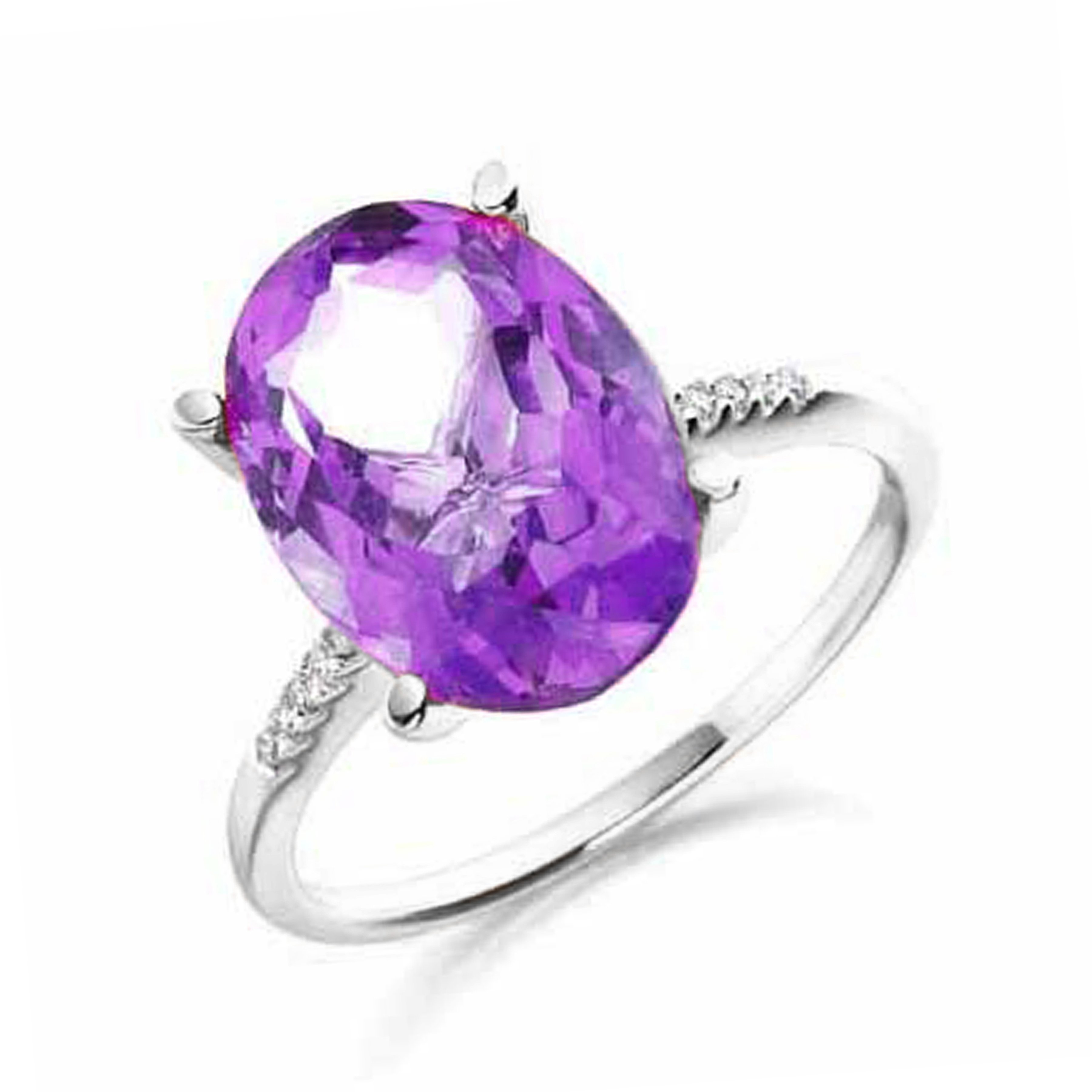 Round Cut Diamond Cluster Earrings / Birthday Gift (0.25Ct - 5.8mm)