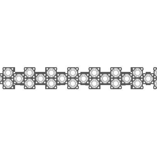 Cluster Bracelets