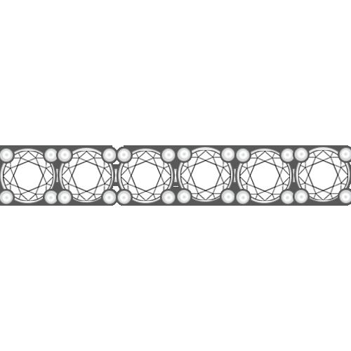 Tennis Line Bracelet